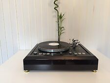 THORENS TD 126 MKI-III Piano OAK SOLID WOOD Plinth Zarge (without turntable!!)