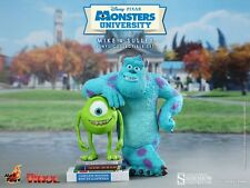 Mike & Sulley Monster Universität University Disney Pixar Figur Hot Toys