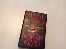 Sushi For Beginners, Keyes, Marian, Very Good Book