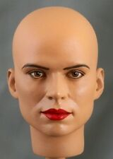 1:6 Custom (BALD) Head of Hayley Atwell as Peggy Carter from the Captain America