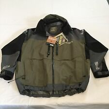 "SIMMS PRO-DRY DEEPWATER PARKA GORE-TEX® JACKET SIZE XL ""RETAIL $499.95"""
