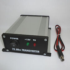 70 to 28 MHz ASSEMBLED TRANSVERTER 4meters 4m 70mhz VHF UHF Ham Radio DX