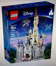 Lego Disney Castle 71040 Cinderella's Castle Disney World In Hand