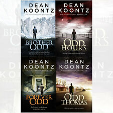 Dean Koontz Collection Odd Thomas Series 4 Books Set Pack New