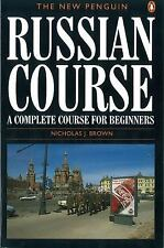 Russian Course : A Complete Course for Beginners by Nicholas Brown and Nicholas