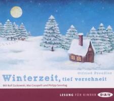 Preußler, Otfried - Winterzeit, tief verschneit: Lesung mit Musik