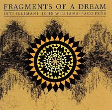 Inti-Illimani Fragments Of A Dream CD