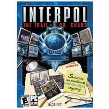 Interpol: The Trail of Dr. Chaos (PC, 2008)