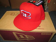NEW ERA NHL CLASSIC MONTREAL CANADIENS FITTED HAT SIZE 6 3/4