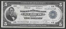 1918 $5 Frbn ❀❀ St. Louis ❀❀ Only 33 Known Very Rare!
