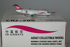 Gemini GJCRK335 Bombardier CRJ-200ER CR Airways B-KBJ in 1:400 limited 504 only!