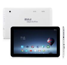 "iRULU 10.1"" Android 5.1 Quad Core GMS Bluetooth 10 Inch HD Screen 16GB Tablet"