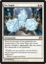 Tre Sogni - Three Dreams MTG MAGIC Planechase Ita