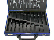 SYTO24, Storage box for drills, twist drill bit set 170pcs 1-10mm, empty box
