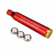 Bore Sighter 30-06 25-06REM .270Win Cartridge Red Laser boresight Aluminum