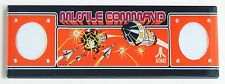 Missile Command Marquee FRIDGE MAGNET (1.5 x 4.5 inches) arcade video game