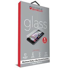 Zagg Invisible Shield 4.7 Iphone 6 6s Liso Vidrio Protector De Pantalla Cubierta Transparente