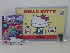 HELLO KITTY 1970s CON 2014 EXCLUSIVE - Oversized Card & Mini Fig - SERIES 2 PACK