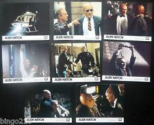 ALIEN NATION ORIGINAL 1988 LOBBY SET OF 8 JAMES CAAN MANDY PATINKIN