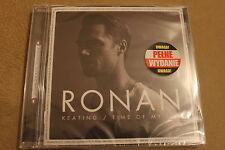 Ronan Keating - Time of My Life PL CD - NEW POLISH RELEASE SEALED