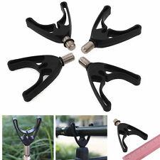 Lot 4pcs High Quality Fishing Rod Holder Mount Tackle Gripper Rest Thread M3/8