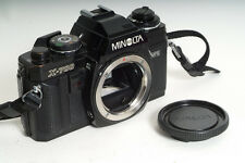 Minolta X-700 Camera Body, Excellent.  x700 tested, working perfectly