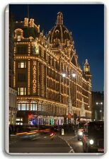 Harrods London Fridge Magnet 01