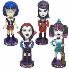 Gothic Girls Bobbleheads Vampire Mummy Witch Devil Bobble Heads Sexy