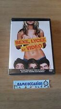 SEXE LYCEE ET VIDEO / AMY SMART  //  DVD VIDEO FILM