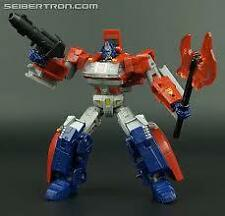 Transformers IDW Generations Orion Pax With Comic MOSC