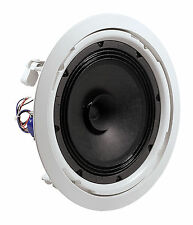 2 x JBL 8128 8-Inch Full-range In-Ceiling Speaker Ideal For Background Music