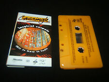 INSPIRAL CARPETS THIS IS HOW IT FEELS AUSTRALIAN Cassingle Cassette Tape