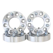 "4pc | 3"" (1.5"" per side) 6x135 Wheel Spacers 2004-2014 Ford F-150 M14X2.0 studs"