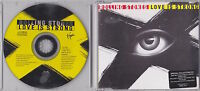 Rolling Stones - Love Is Strong - Scarce UK Limited Edition 4 track CD