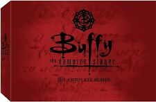 Buffy the Vampire Slayer Complete Series Season 1 2 3 4 5 6 7 DVD Set Collection