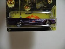 Hot Wheels Kroger Happy Halloween 1966 TV Series Batmobile