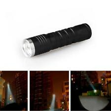 CREE XM-L T6 1000 Lumen Torch Tactical Zoom Flashlight Torch Light AA/14500 WY