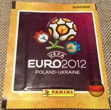 """2 x Panini Euro 2012 Sealed Packets of 5 Stickers. """"German"""" (10 stickers)"""