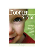 Toddler Sense Understanding your toddler's world Book