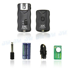 JJC JF-G1 Wireless Flash Trigger for Olympus FL-50R FL-36R FL-50 FL-36 Speedlite