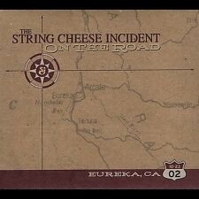 String Cheese Incident- 'On the Road'- Eureka, CA- 10/23/02- 3CD