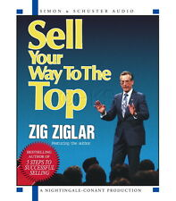 New 2 CD Sell Your Way to the Top Zig Ziglar (Nightingale Conant)