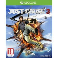 Just Cause 3 Xbox One Game Brand New