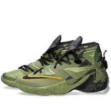 NEW Nike LeBron XIII 13 ALL STAR ALLIGATOR GREEN 835659 309 size 14