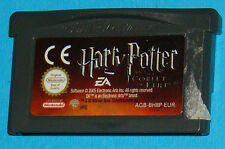 Harry Potter and the Goblet of Fire - Game Boy Advance GBA Nintendo - PAL
