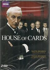 "DVD ""House of Cards""  Ian Richardson NEUF SOUS BLISTER"