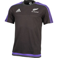 Adidas Rugby - Camiseta de Nueva Zelanda All Blacks - S M XL - NUEVA