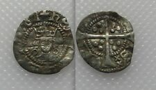 Collectable 1422-1430 Annulet Issue - King Henry VI Half-Penny - Calais Mint
