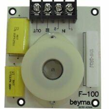 2x BEYMA f100 High pass Filtre 6.3 kHz 300w 18 dB/oct