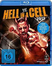 WWE Hell in a Cell 2012 Blu Ray Orig WWF Wrestling